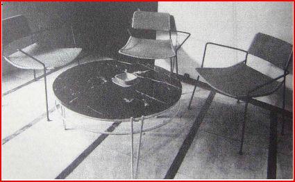06_Burgaz iskemle ve sehpa 1954